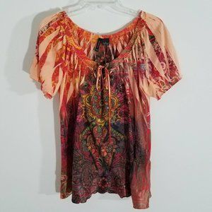 New Directions Boho top large
